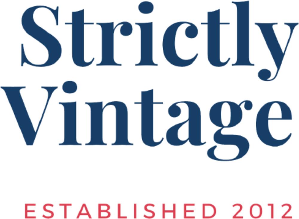 Strictly Vintage
